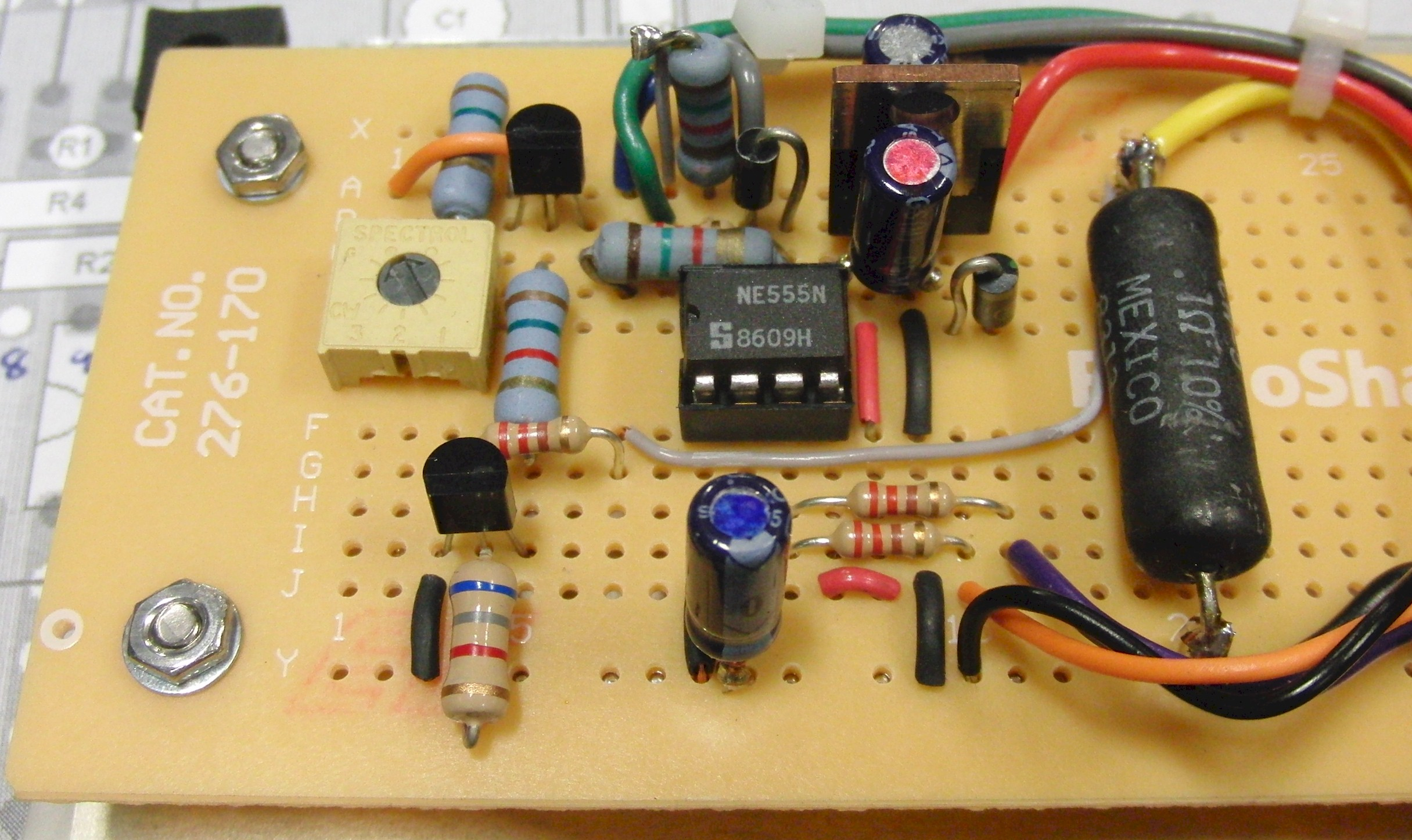 Coil Tester Testing Circuit Board This Will Work On Most Ignition Coils Used Internal Combustion Engines However There Are Quite A Few Different Wiring Configurations