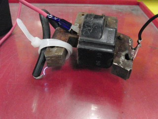 Ignition Types And Coil Wiring