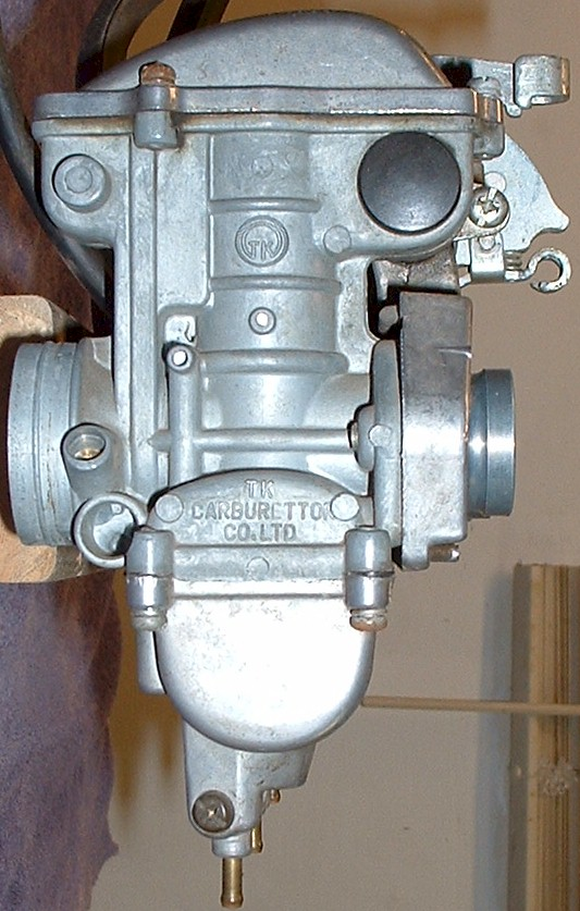Teikei TK-22 carburetor information